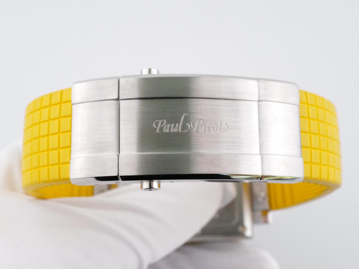 Швейцарские часы Paul Picot Le Plongeur C-Type Carree Chronograph