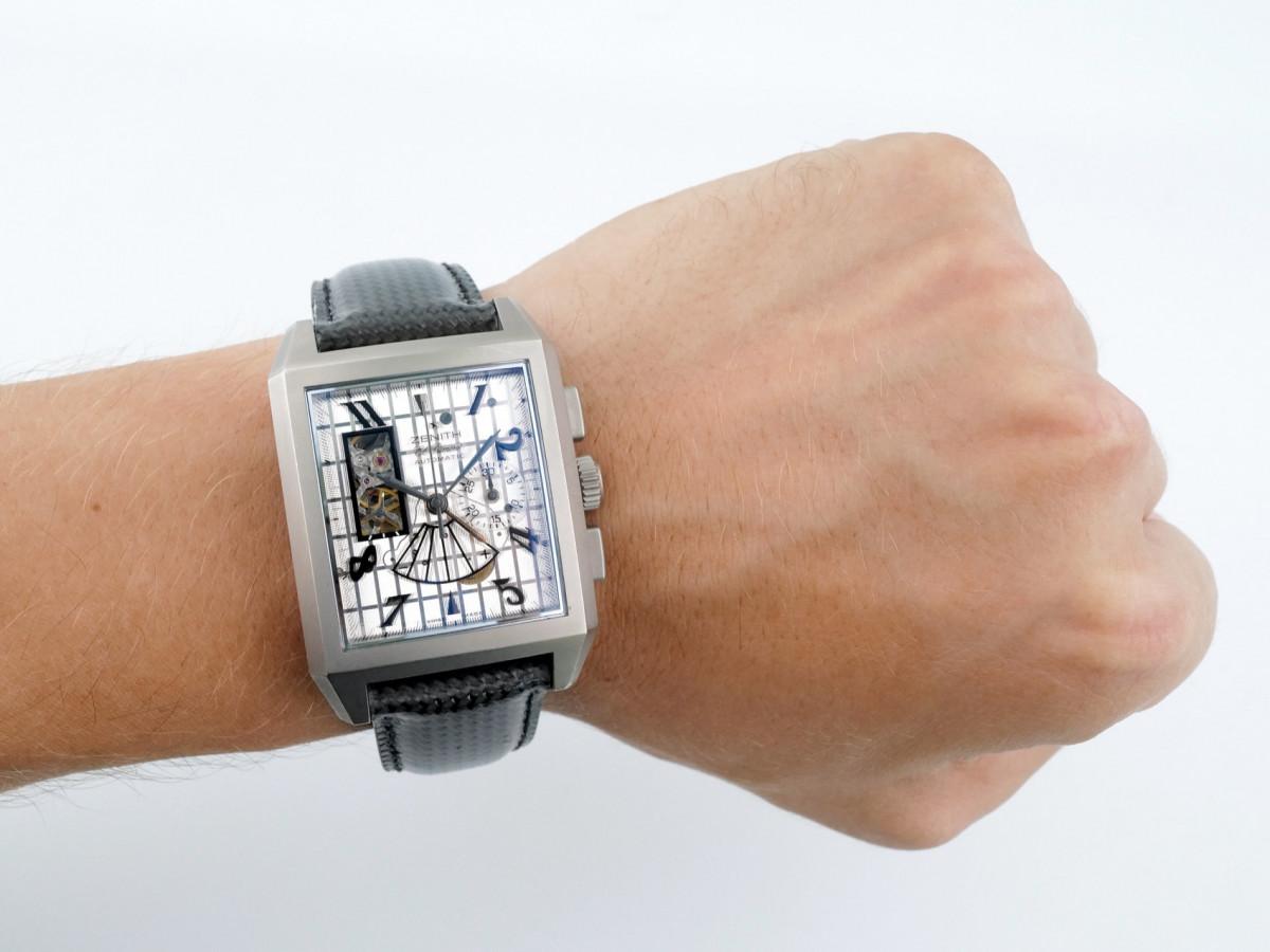 Швейцарские часы Zenith Port Royal Open Concept