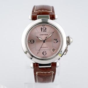 Швейцарские часы Cartier Pasha C Pink Dial