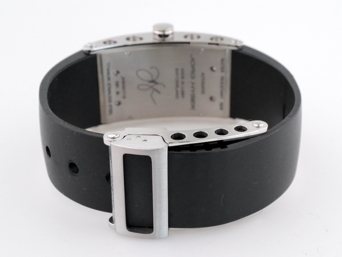 Швейцарские часы Jorg Hysek Kilada Titanium Carbon Dial