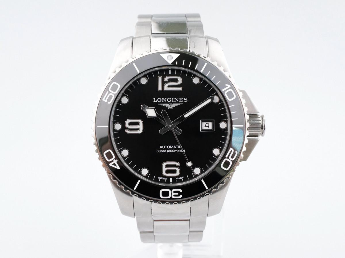 Швейцарские часы Longines HydroConquest Ceramic Automatic