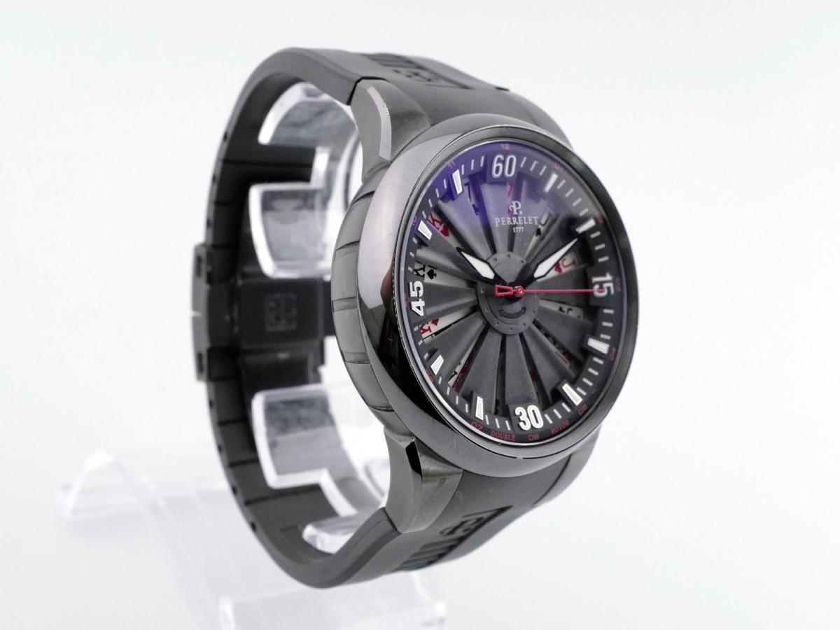 Швейцарские часы Perrelet Turbine Poker Limited Edition