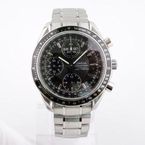 Швейцарские часы Omega Speedmaster Day Date Triple Calendar Chronograph