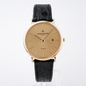 Швейцарские часы Vacheron Constantin Patrimony Superflat
