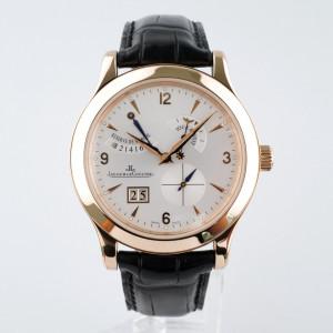 Швейцарские часы Jaeger-LeCoultre Master Control 8 Days Power Reserve Big Date 18k Rose Gold