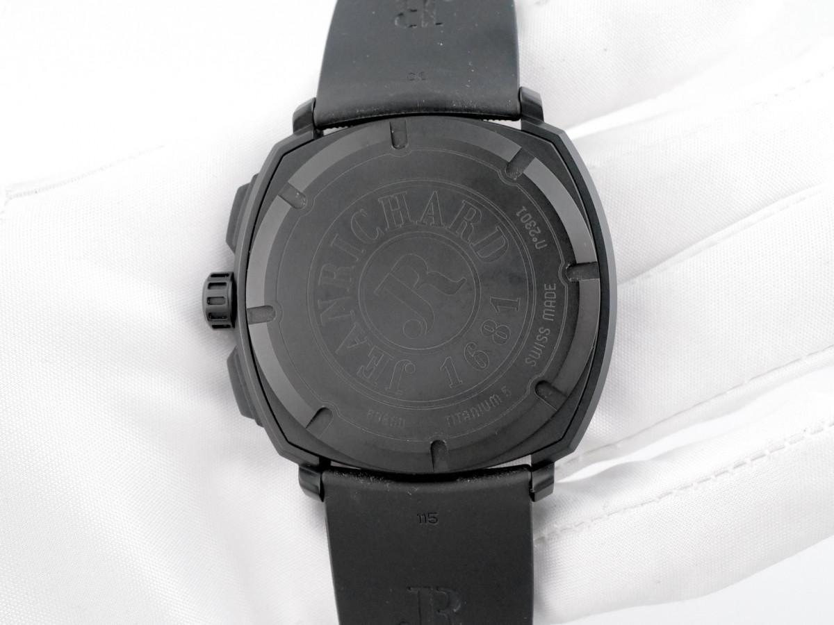 Швейцарские часы JeanRichard Aeroscope Titanium Chronograph