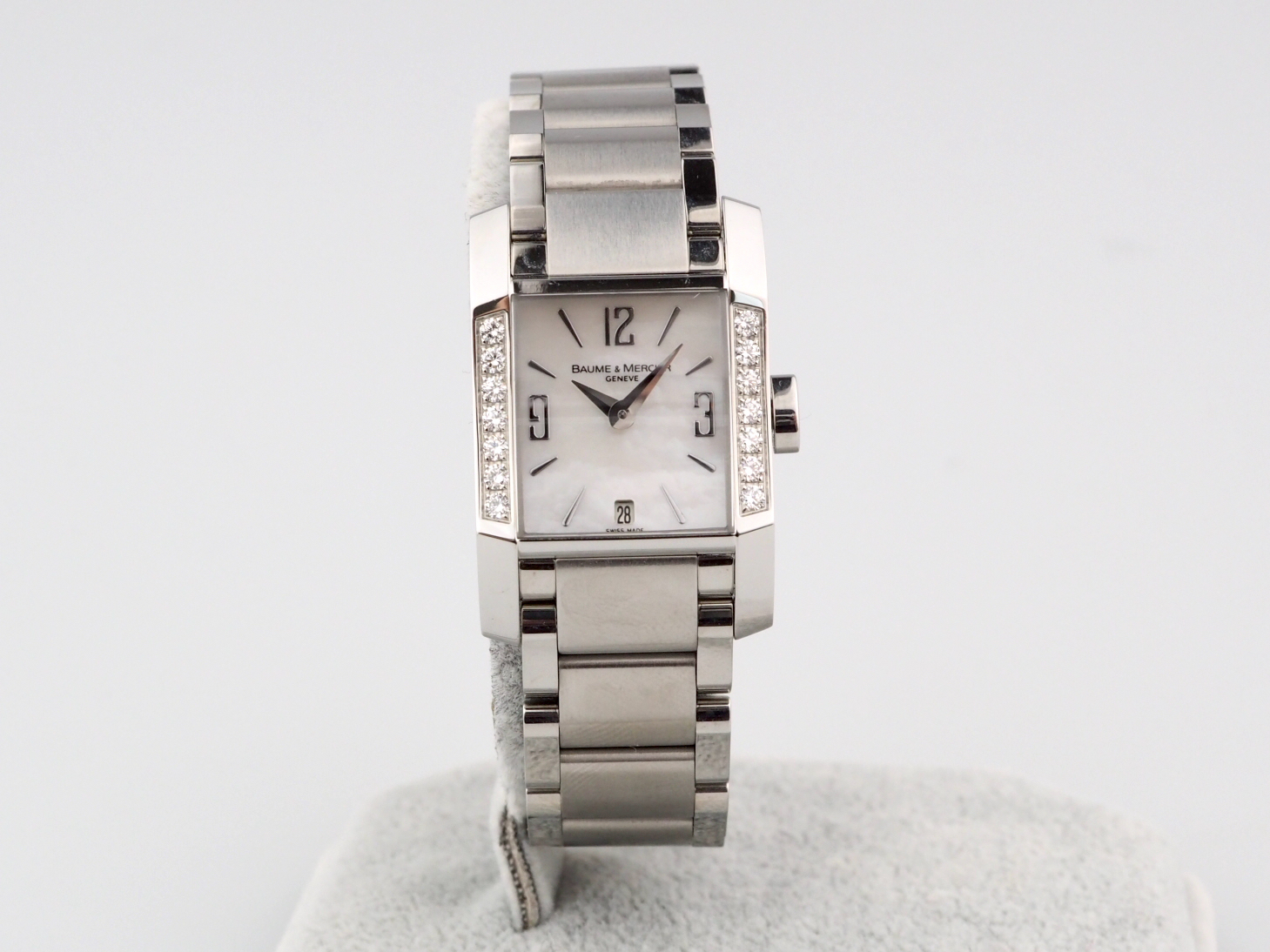 Baume & Mercier Hampton Diamond