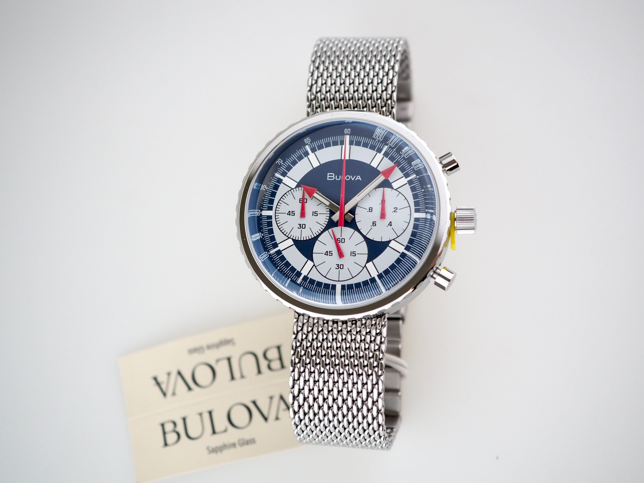 Bulova Special Edition Archive Series
