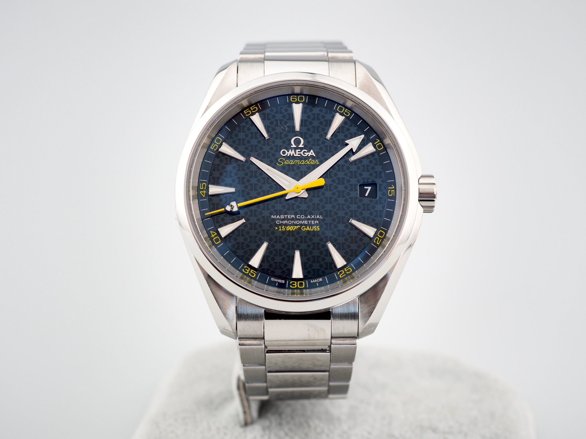 Omega Seamaster Aqua Terra James Bond 007 Spectre Limited