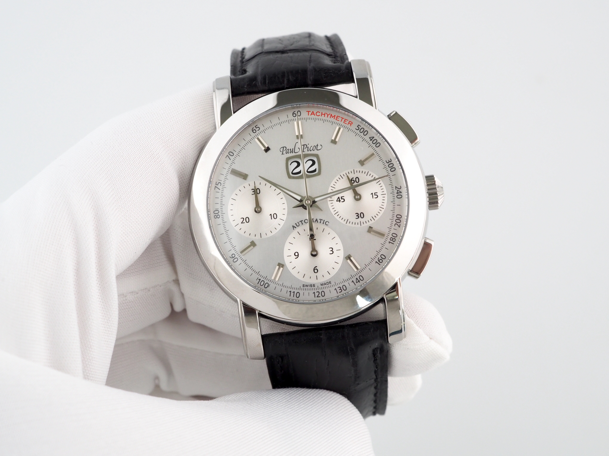 Paul Picot Firshire Ronde Chronograph Automatic