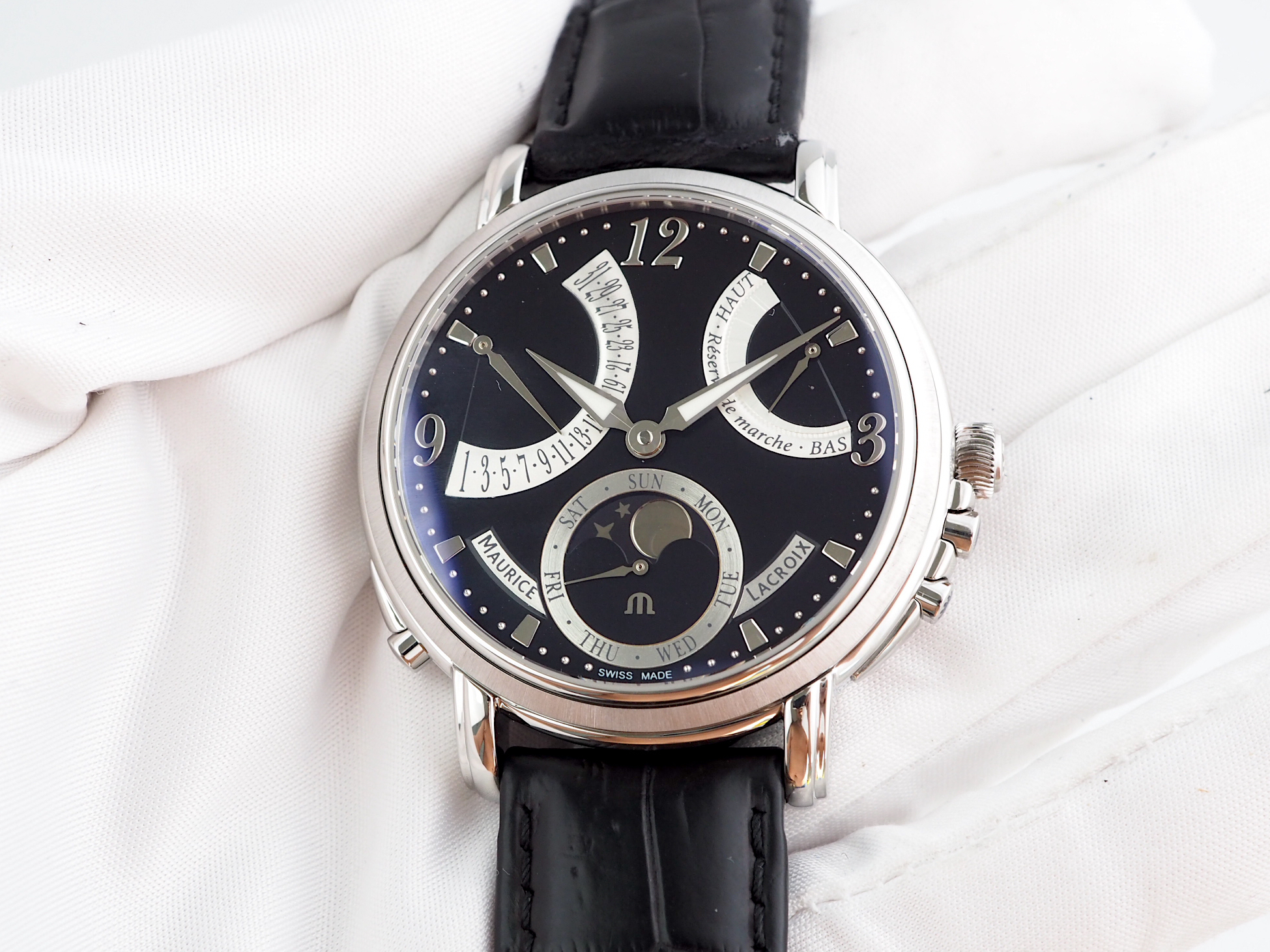 Lacroix Masterpiece Lune Retrograde