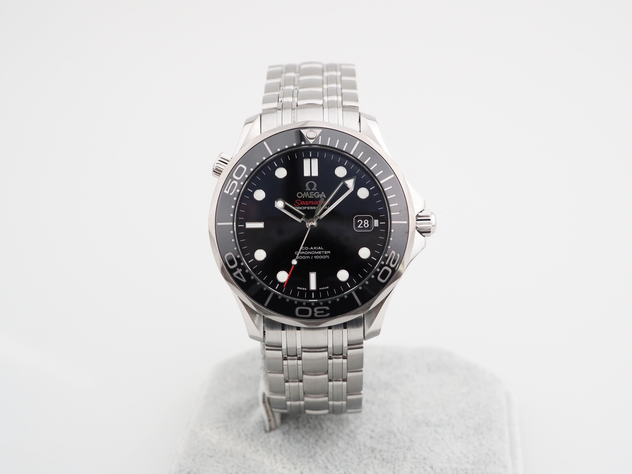 Omega Diver 300 M Co-Axial