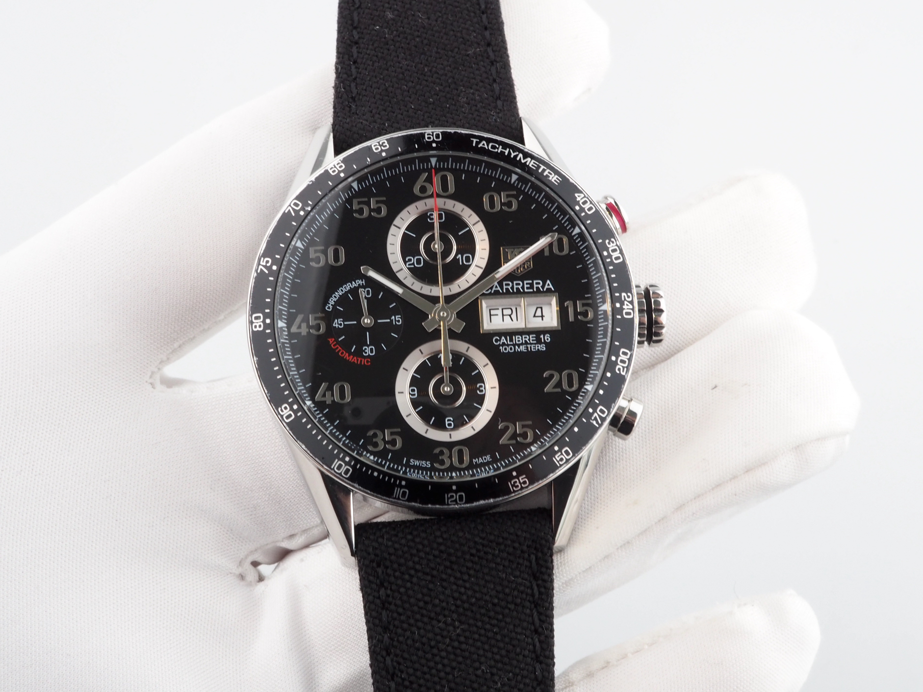 TAG Heuer Carrera Day Date Caliber 16 Chronograph