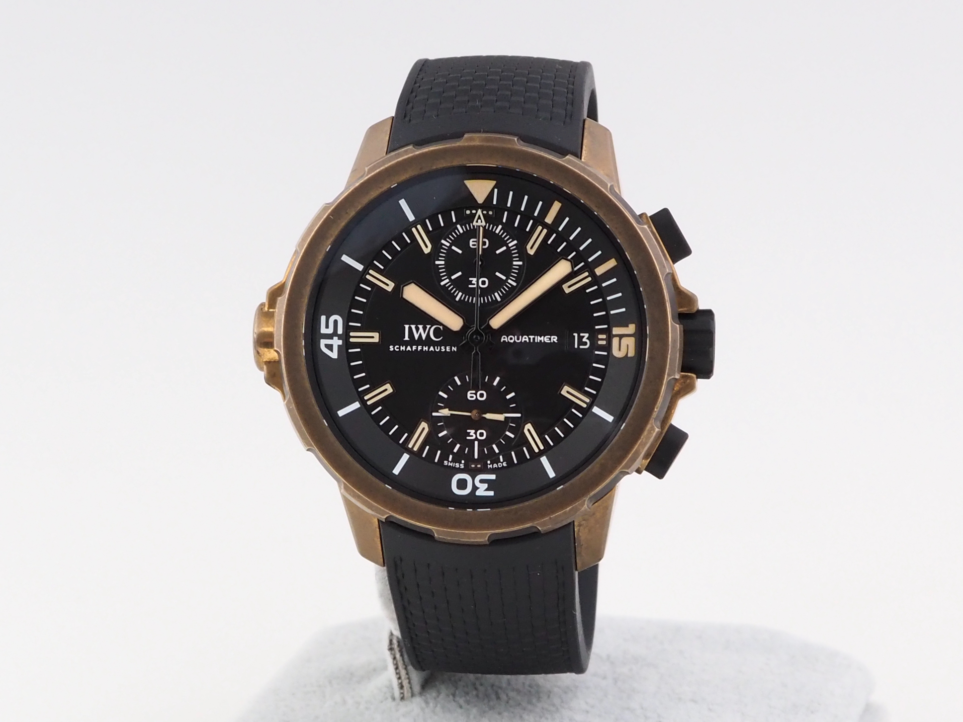 IWC Aquatimer Chronograph Expedition Charles Darwin