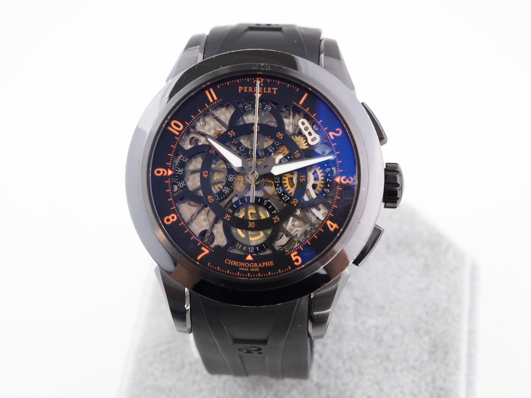 Perrelet Skeleton Chronograph