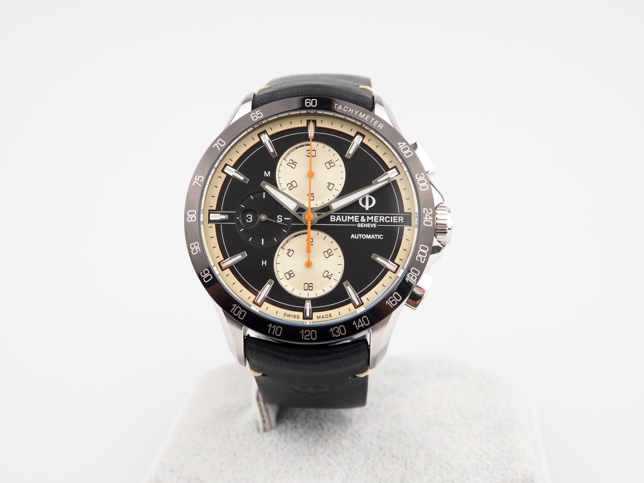 Швейцарские часы Baume & Mercier Clifton Club Chronograph