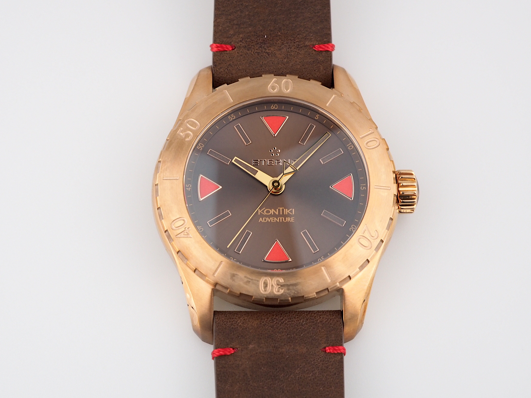 Eterna KonTiki Adventure Bronze