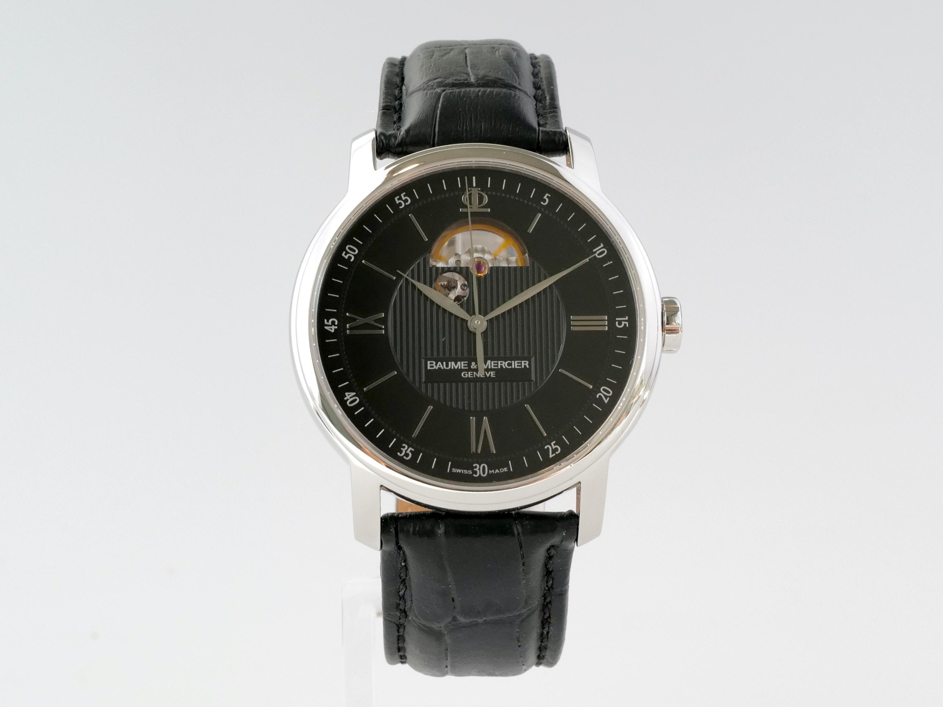 Швейцарские часы Baume and Mercier Classima Executives