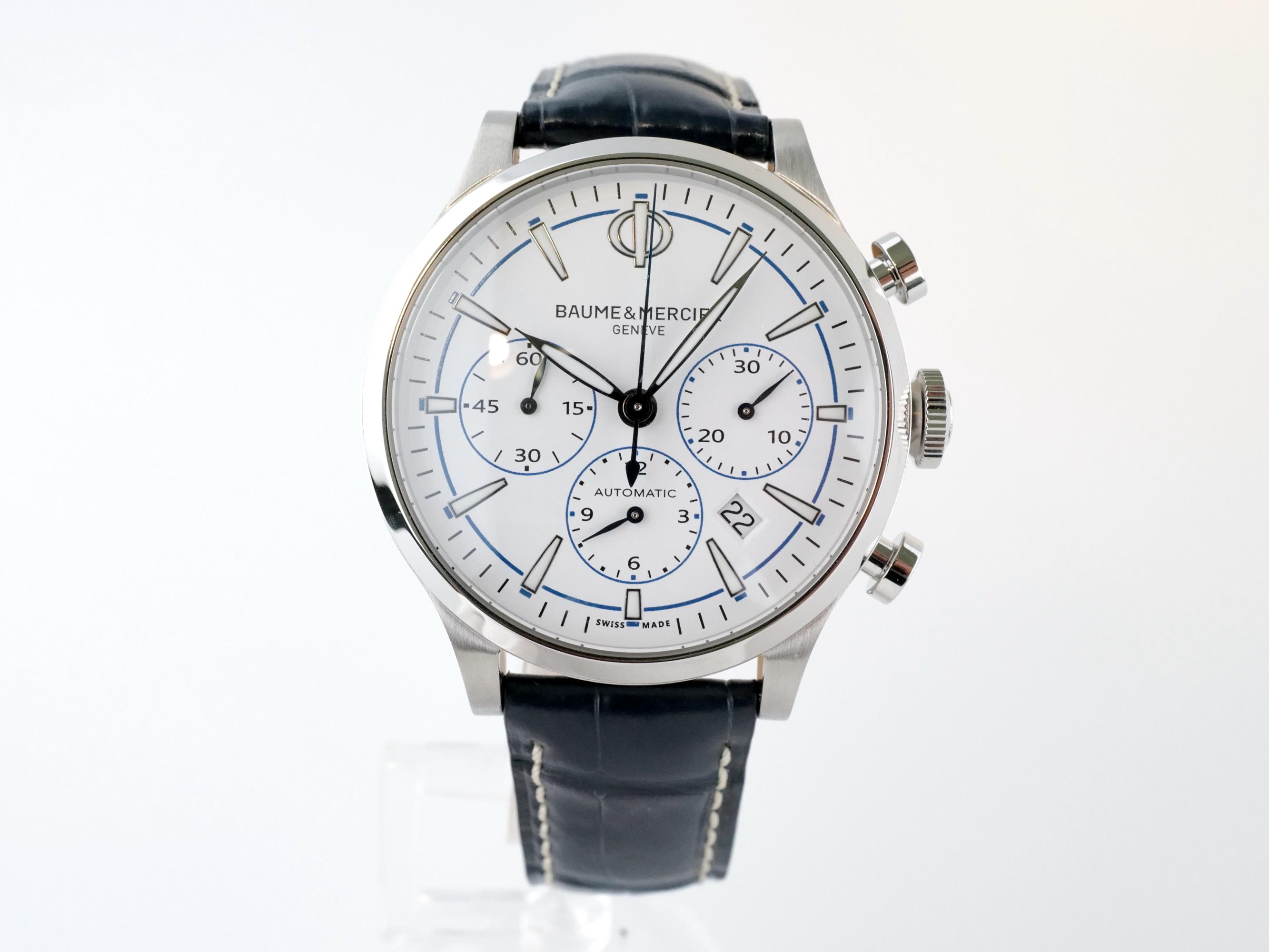 Швейцарские часы Baume Mercier Capeland Chronograph Limited Edition