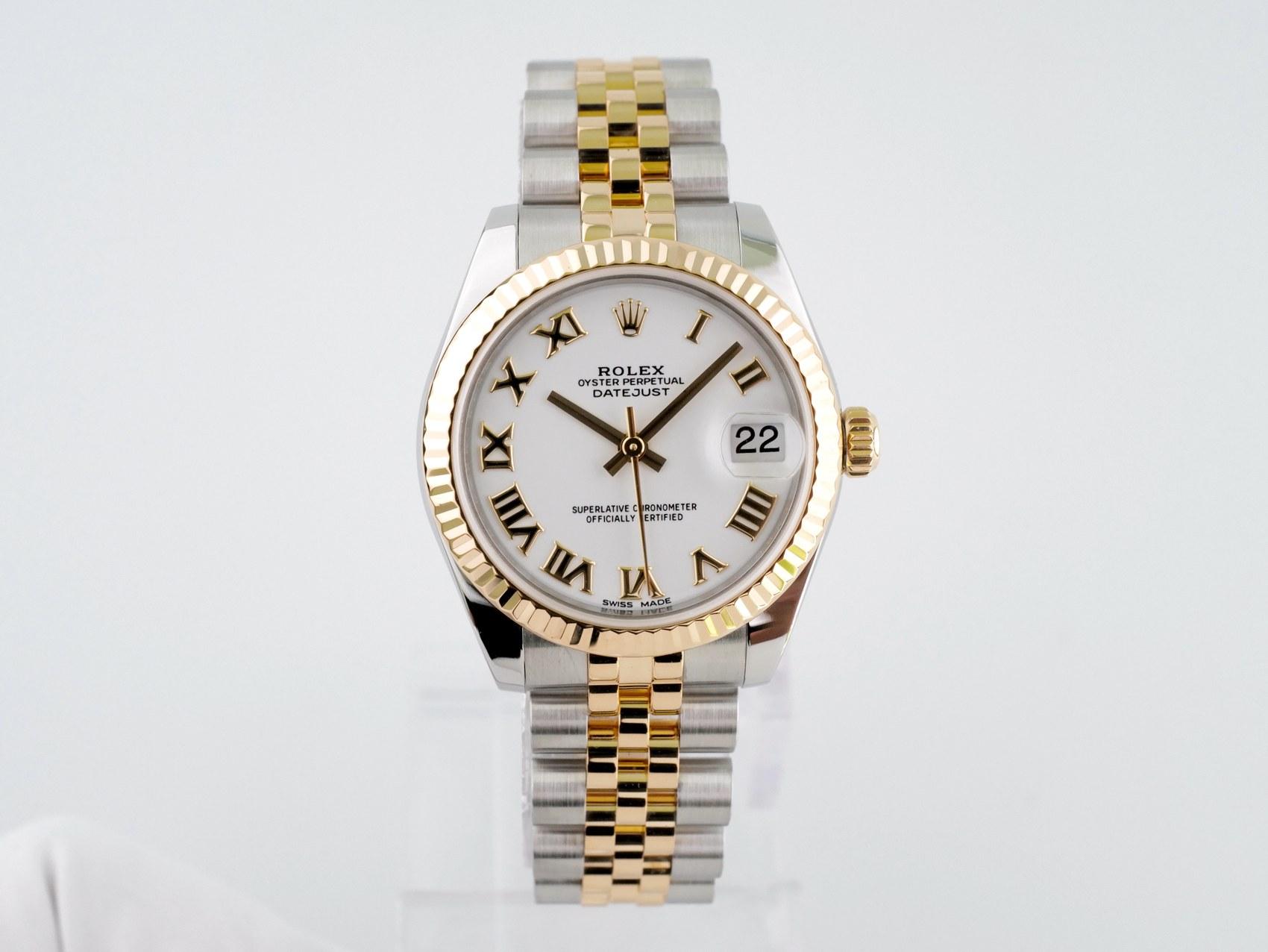 Швейцарские часы Rolex Datejust Midsize 31